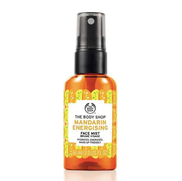 Spray Facial Energizante Mandarina
