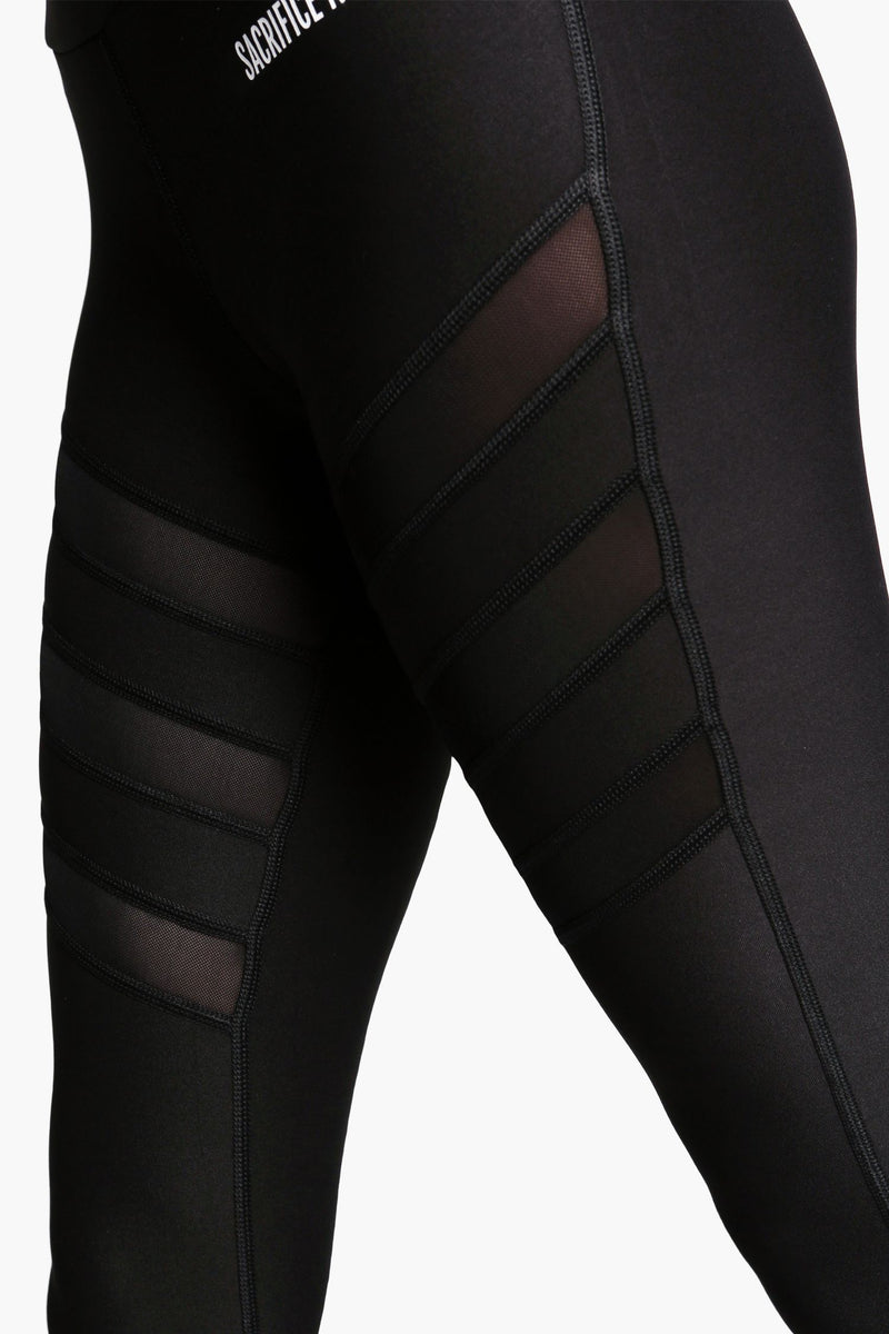 Elemental - High Waisted Leggings