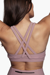 Flourish - Sports Cross Bra