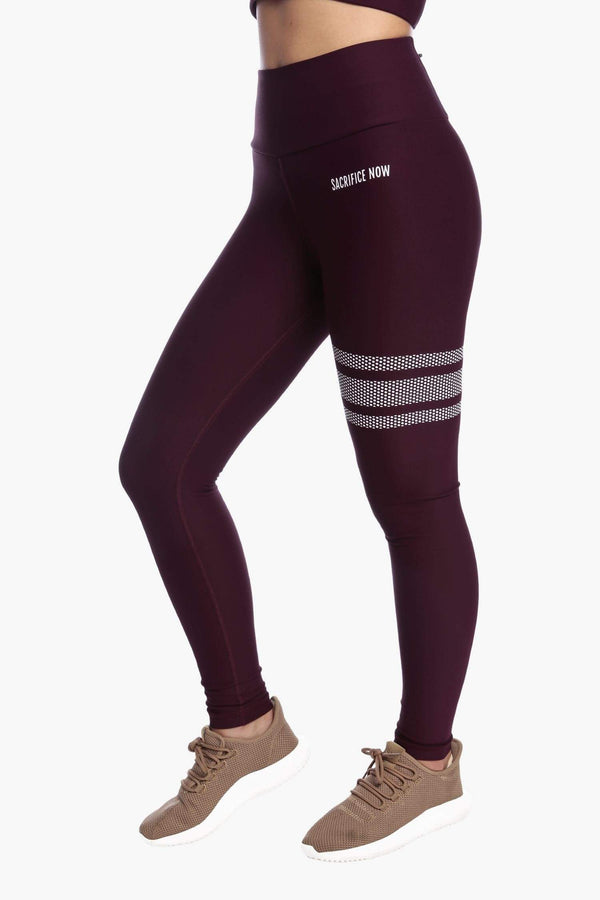 Ablaze - High Waisted Leggings