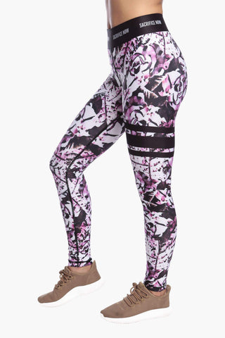 Floral Ambition - Leggings