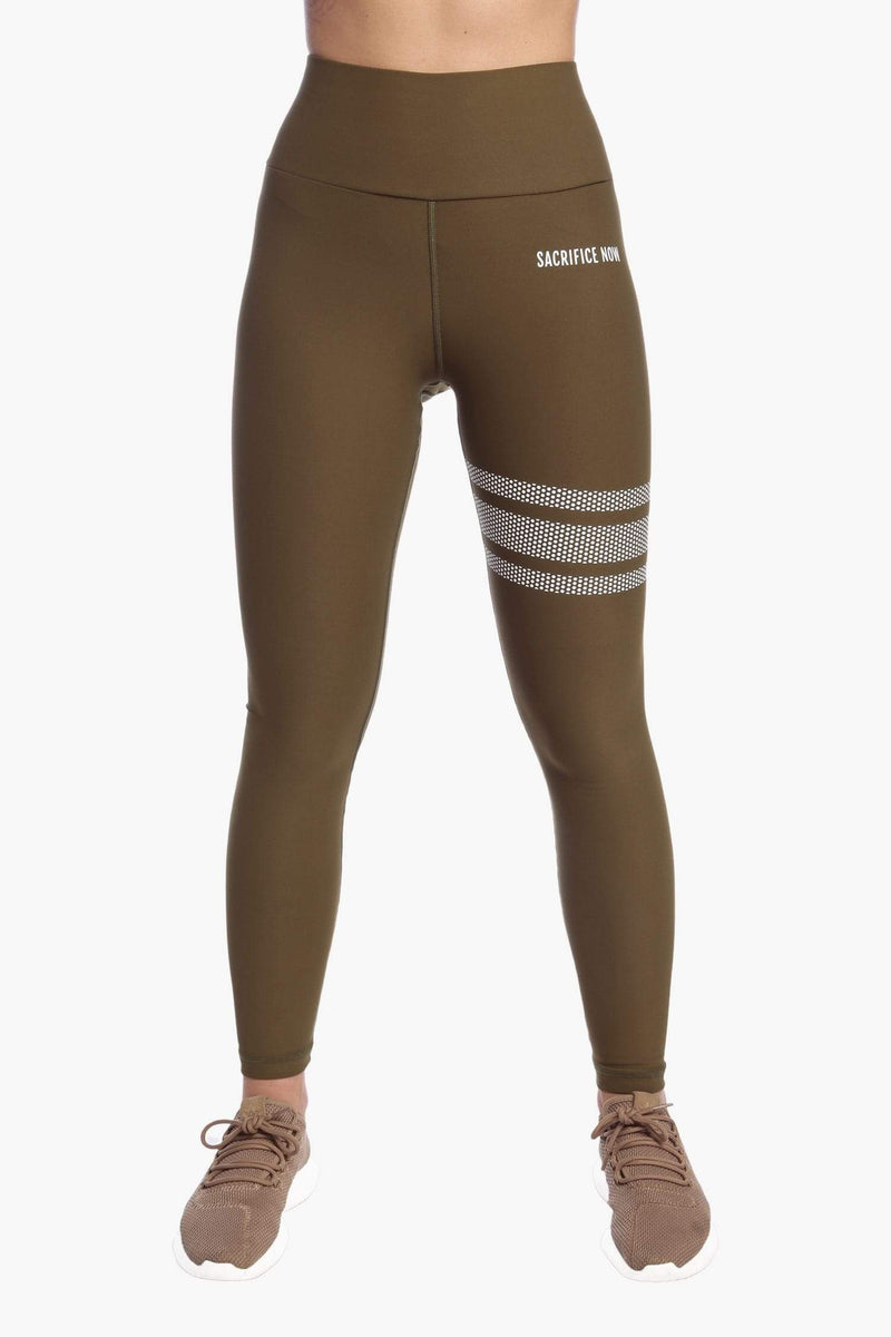 Pragmatic - High-waisted leggings