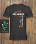 Akron Skip Day Champions of 2020 Strong T-shirt    #akronstrong
