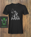 Fisherman 1 Fishing  Father's Day T-Shirt