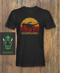 Grandpasaurus Vintage Fathers Day T-Shirt