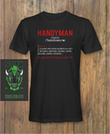 Handyman Definition Fathers Day T-Shirt