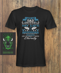I Miss My Dad Fathers day T-Shirt