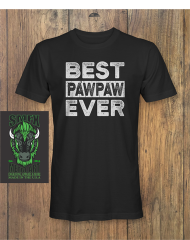 Mens Best Pawpaw Ever Cool Father's day Father's Day T-Shirt