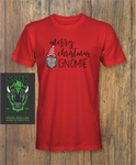 Merry Christmas Gnomie Shirt