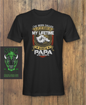 Papa is my favorite Fathers day T-Shirt