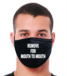 Mouth to Mouth FM20 Flat Face Cover