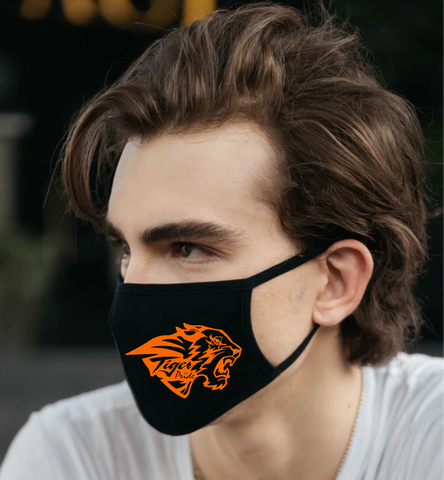 Tiger Pride FM20 Flat Face Cover