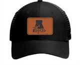 Akron Tigers Carhartt Men's Rugged Professional Cap Trucker Hat