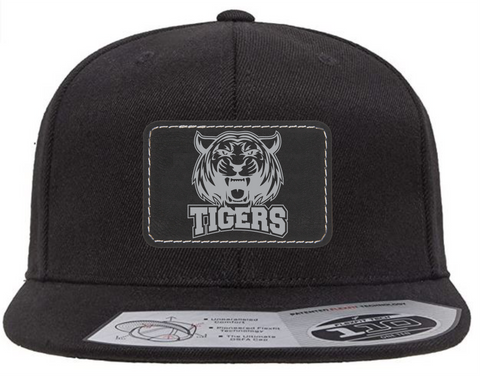 Akron Tigers Flexfit Men's 110 Classic Snapback Hat
