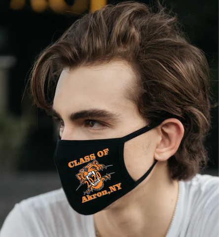 Class of 2020 Tiger FM20 Flat Face Cover