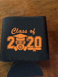 Akron Class of 2020 Covid Koozie - Premium Beverage Cooler