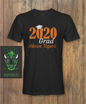 Class of 2020 Grad Strong T-shirt    #akronstrong