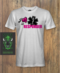 I Love My first Responder T shirt