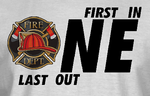 Fire first one in T shirt version 2