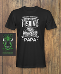 Fishing Dad Fathers day T-Shirt