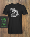 reel cool dad Fathers day T-Shirt