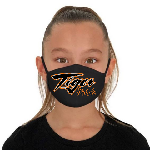 Tiger Pride-1 FM20 Flat Face Cover