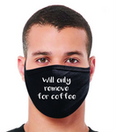 Remove for Coffee FM20 Flat Face Cover