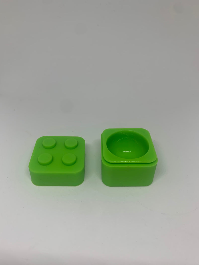 Non Stick Wax Containers
