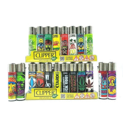 Clipper Muti Design Lighter
