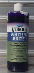Vetrolin White n' Brite Deep Cleansing,Colour Brightening Shampoo