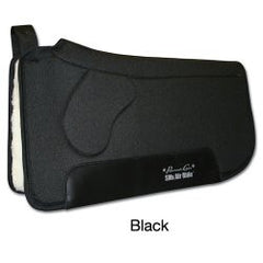 Professional's Choice SMx Air Ride OrthoSport Saddle Pad-Fleece Lining