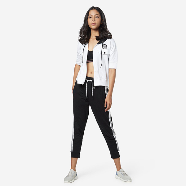 Black Joggers For Women By Studiofit