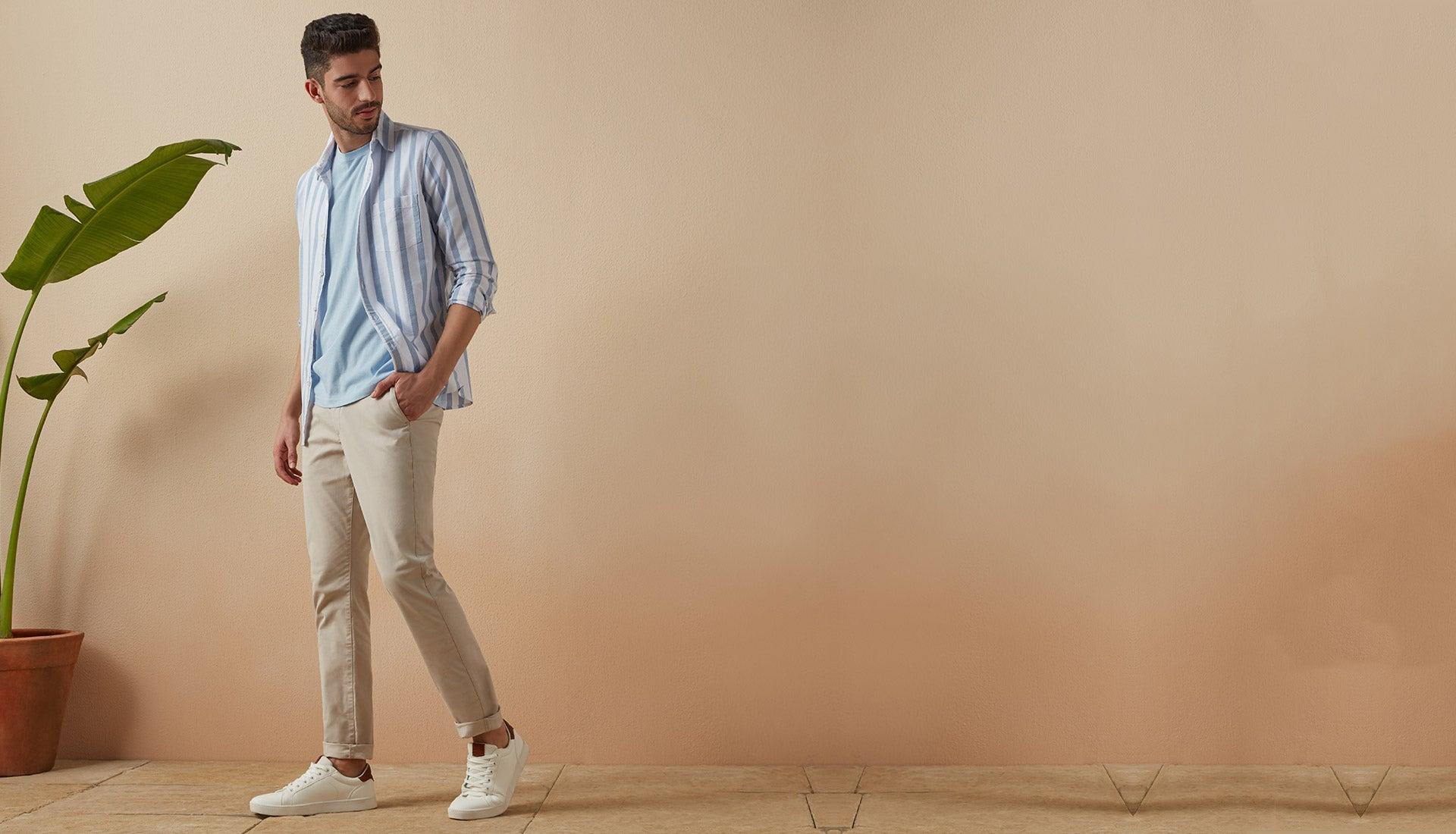 Casual Wear For Men by WES