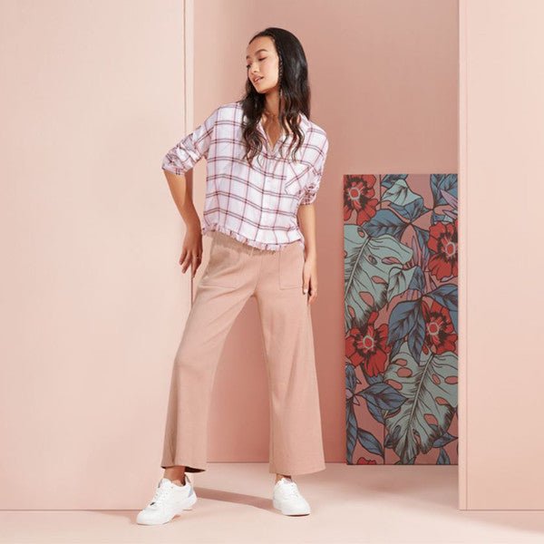 Checkered Shirt For Women By NUON