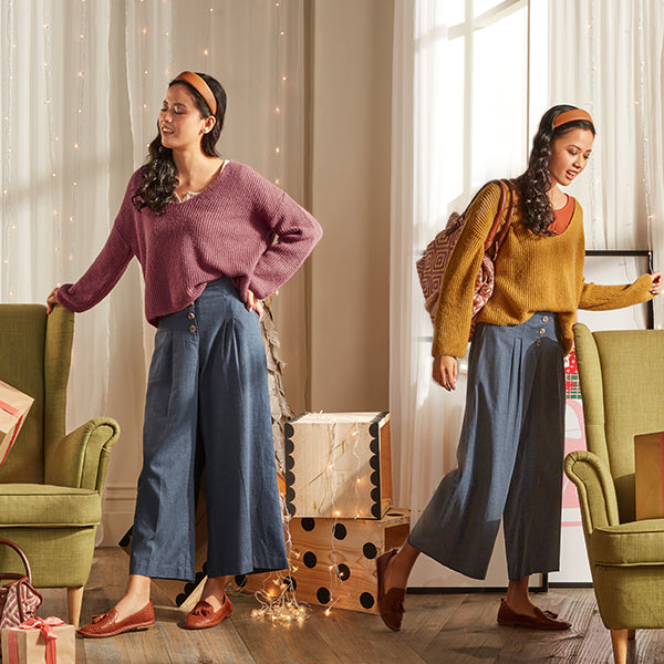 Chic Sweaters By Bombay Paisley For Women
