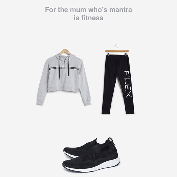 clothing & shoes for mom