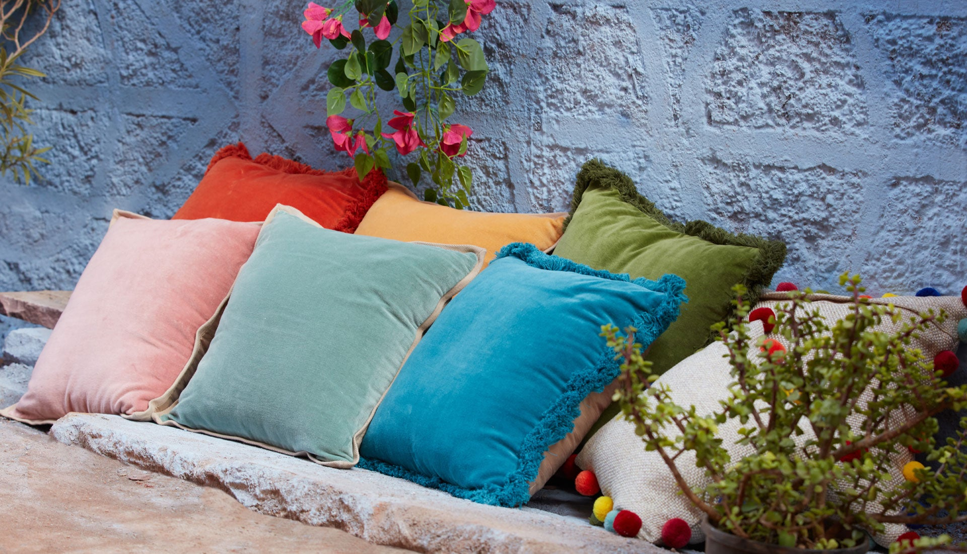 Home Décor Cushion Covers By Westside