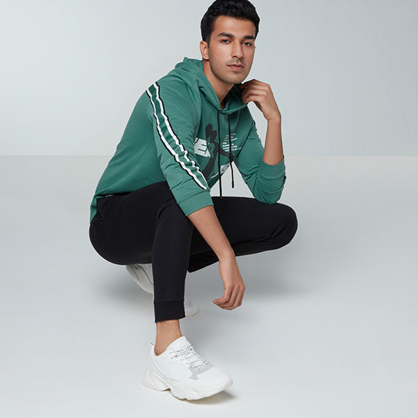Green Hoodie By Westside Y&F Studiofit and Nuon