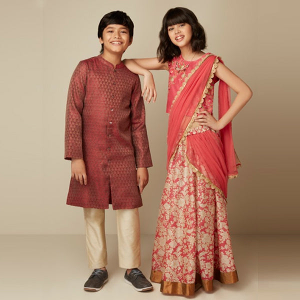 Kids Indian Wear By Utsa