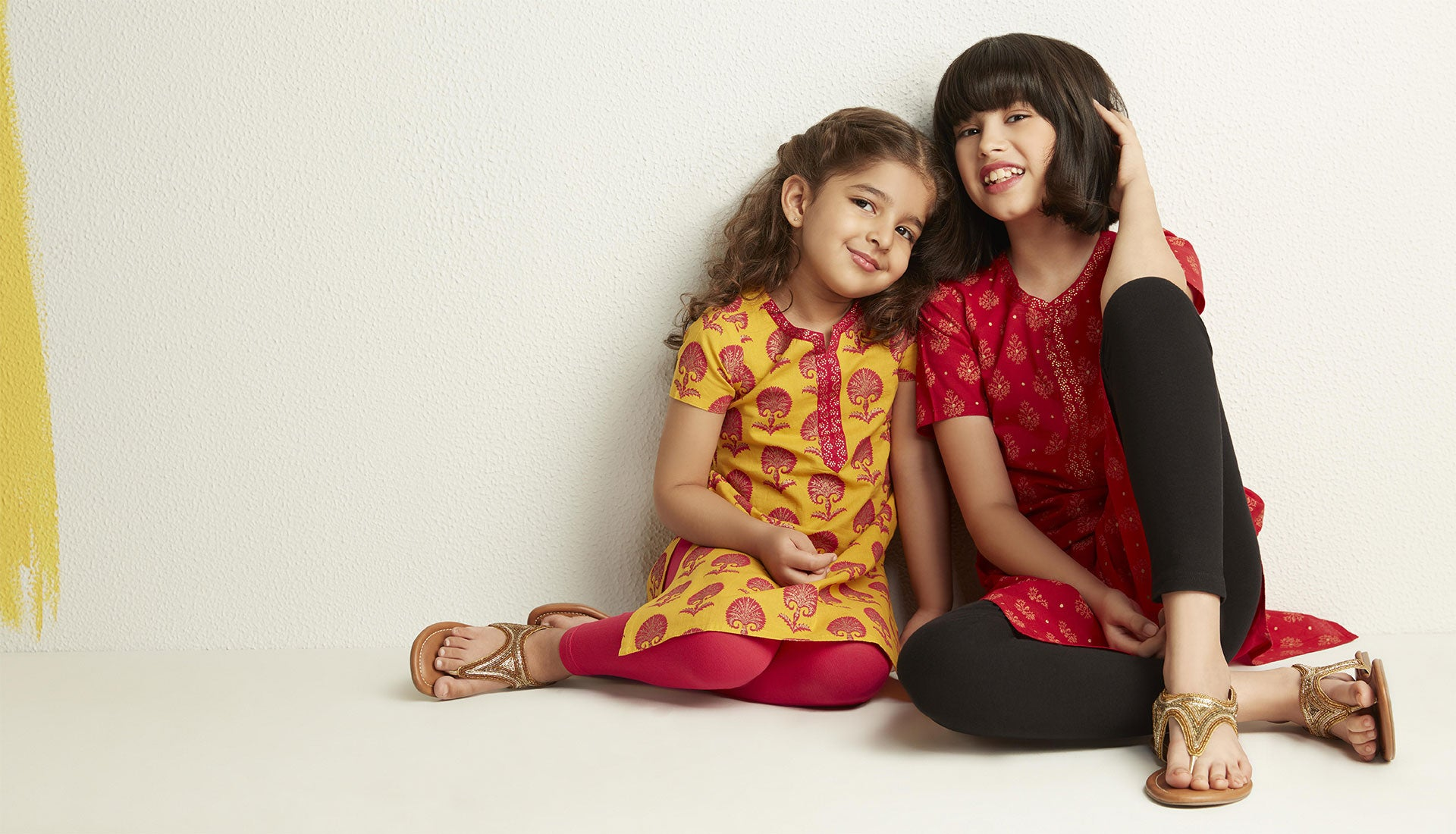 Utsa Kids Ethnic Wear By Westside