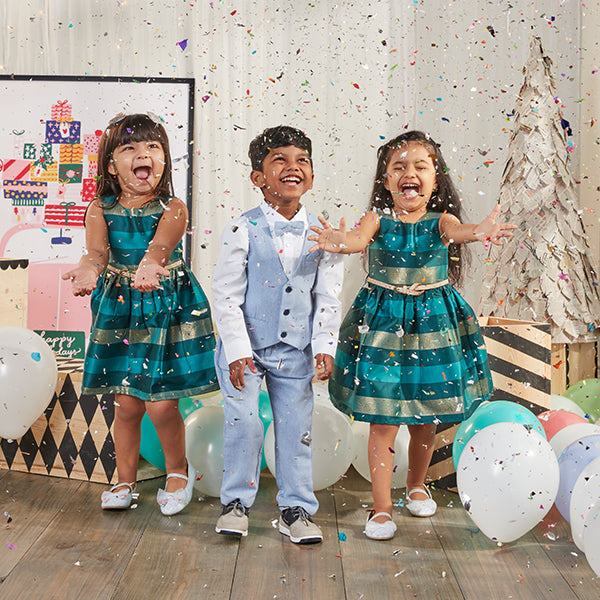 Party Look By Westside For Kids