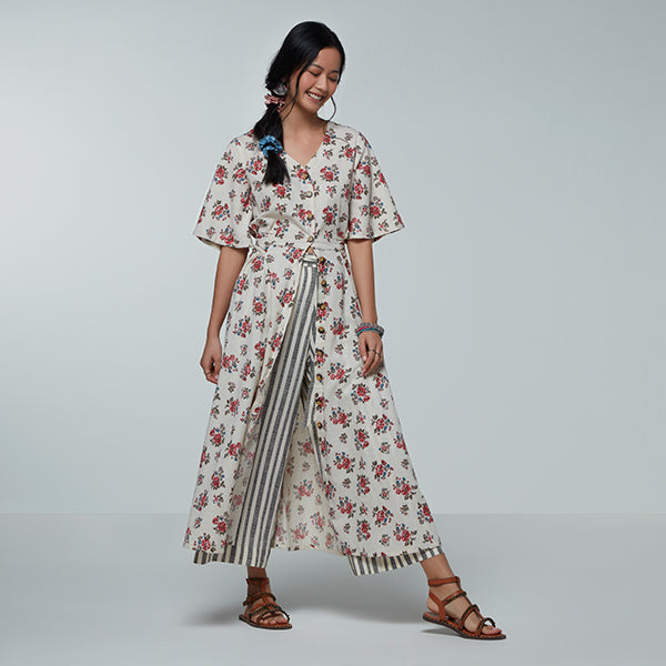 Womens A-Line Dress By Bombay Paisley