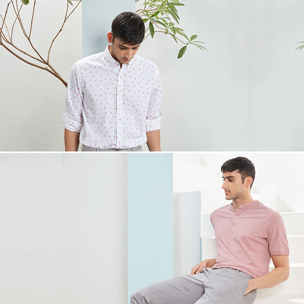 Shirts By Ascot For Men