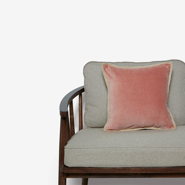 Soft Pink Cushion Cover By Westside