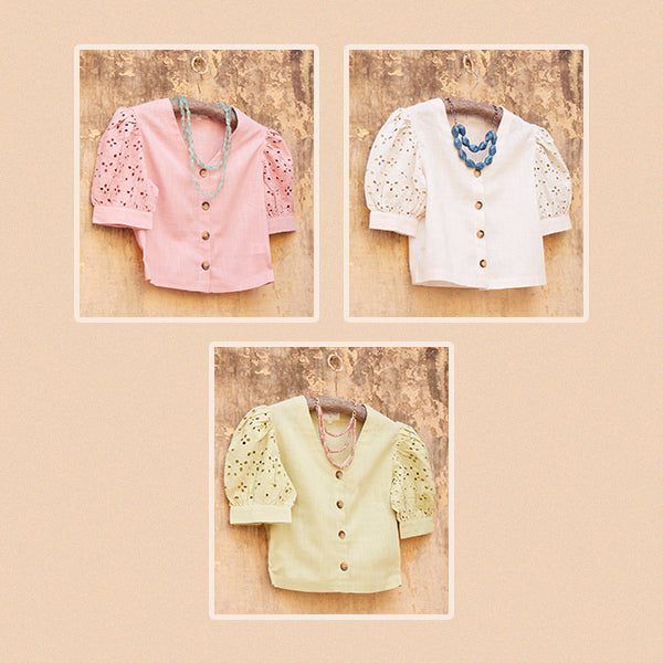 Womens Tops By Bombay Paisley