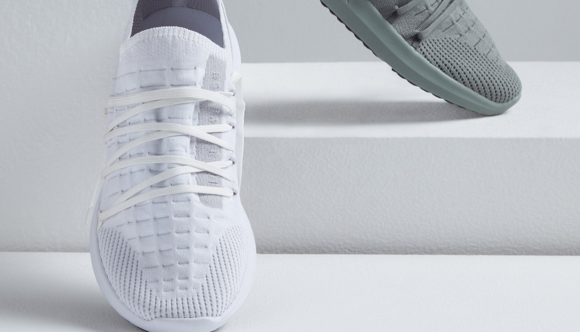 Mens White Shoes By Soleplay