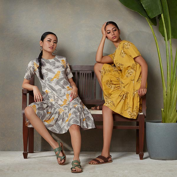 Ethnic Dresses For Women By Bombay Paisley