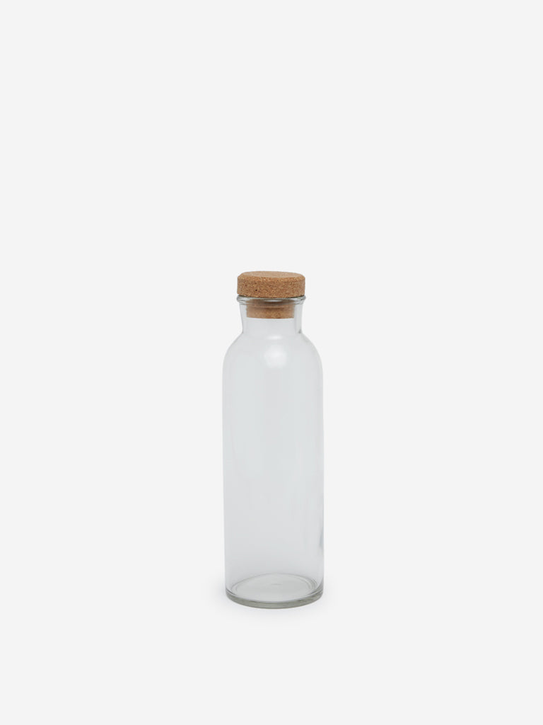 Westside Home Glass 1000ml Milk Bottle