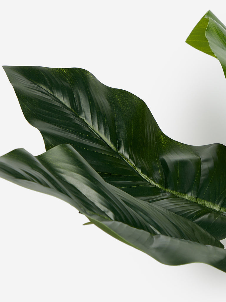 Westside Home Green Artificial Anthurium Plant
