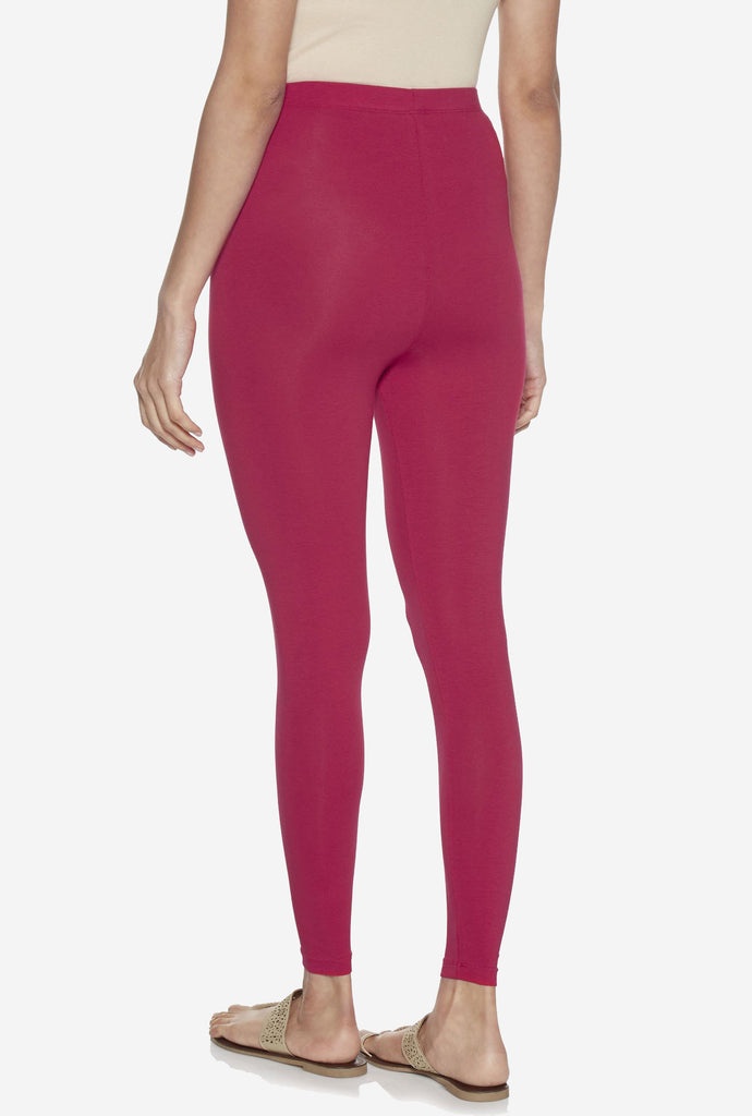 Utsa Fuchsia Leggings